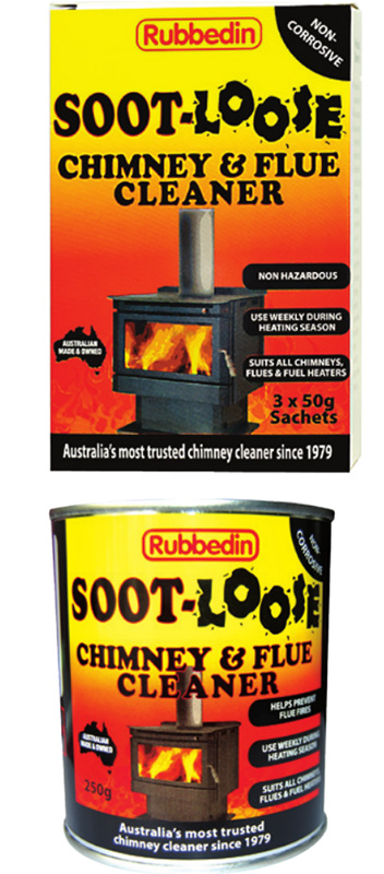 Soot Loose Chimney and Flue Cleaner