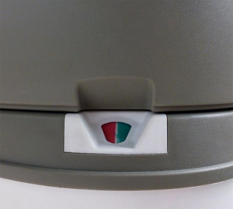 Stimex Handy Potti 15l Portable Camp Toilet Supt15