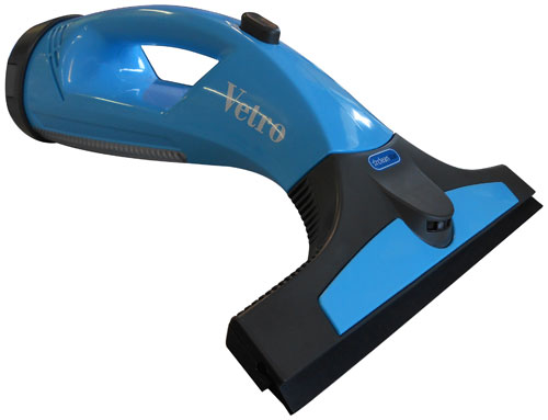 Vetro Rechargeable Window Cleaner With Vacuum Technology