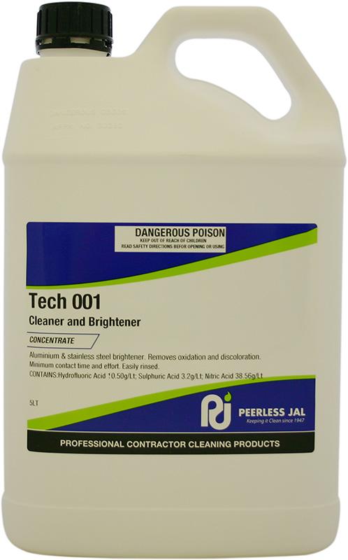 Peerless Tech 001 Acidic Aluminium Brightener