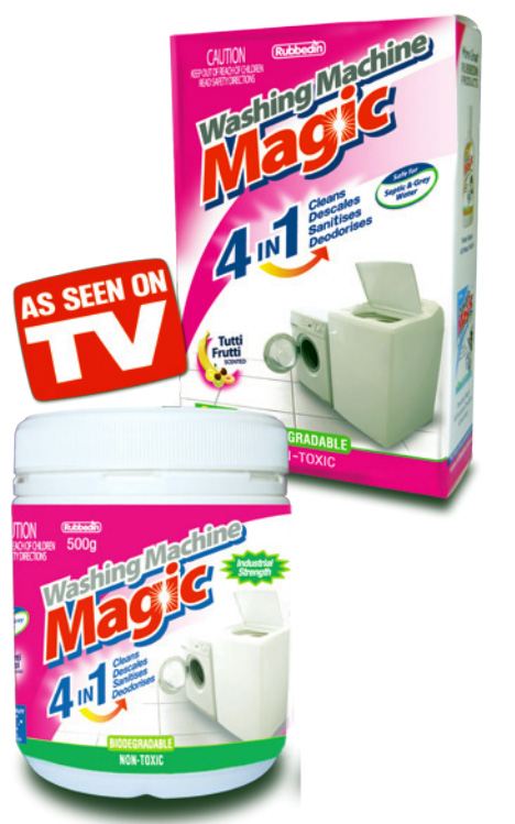 magic washing machine