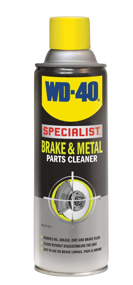 Wd 40 Specialist 174 Brake Amp Metal Parts Cleaner 300g 452ml Wd21007