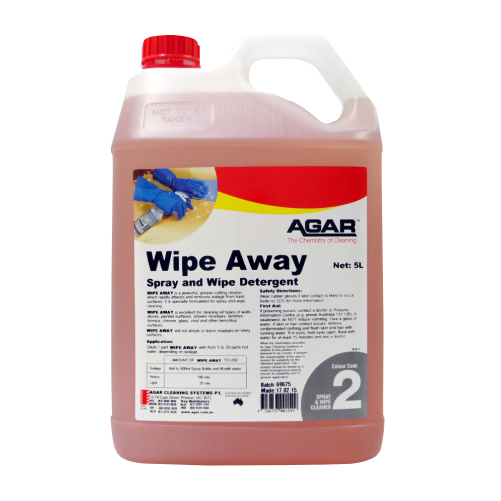 Spray And Wipe Cleaners