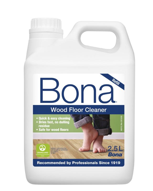 Bona wood floor cleaner refill for Bona wood floor cleaner 5l
