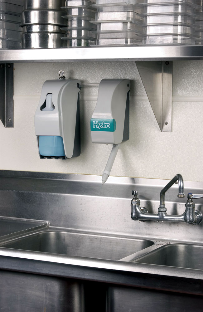 Hydronova Dispensers Chemical Proportioning