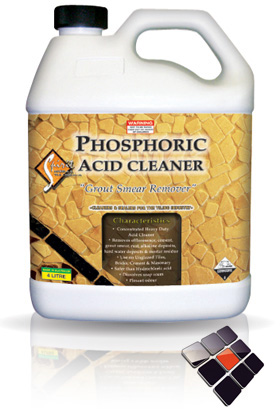 Spirit cleaners stone care for Hydrochloric acid for cleaning concrete