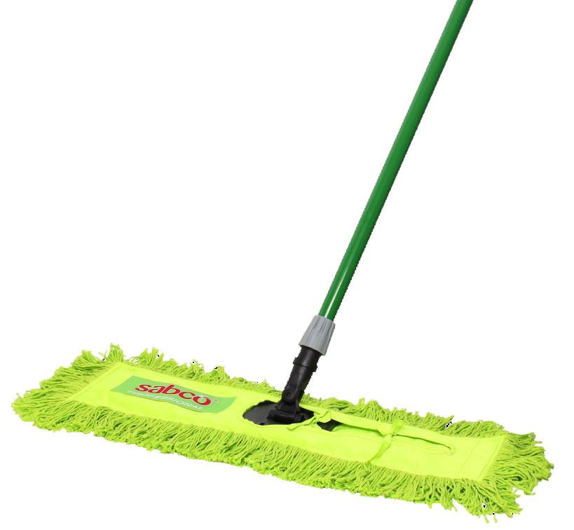 Mop : Sabco Professional 600mm Dust Control Mop