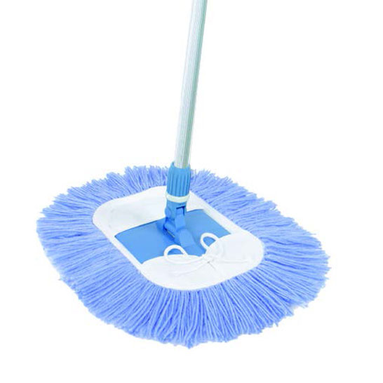 Industrial Ceiling Cleaning : Dust mop