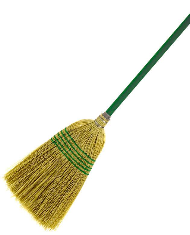 5 Tie Poly Outdoor Broom Sab22020