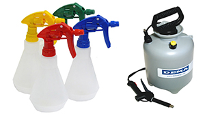 Spray Bottles and Foamers