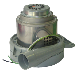 Vacuum cleaner electric motors and accessories for Tangential bypass motor central vacuum
