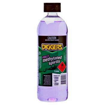 Methylated Spirits To Thin Water Paint