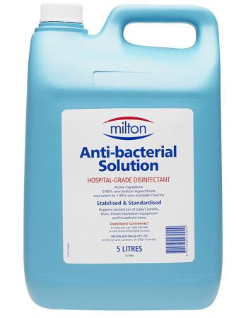 Hospital Grade Disinfectants