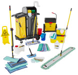 Mops | Brooms | Buckets& Tools