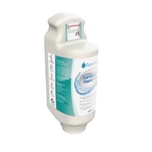 Purehold Pro Sanitising Gel Dispensing Door Handle