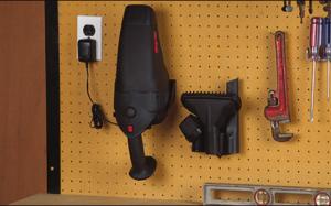 Shop Vac Rechargeable Handheld Vacuum Cleaner 1 4l