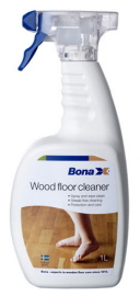 Bona Wood Floor Spray Mop System With Refillable Cartridge