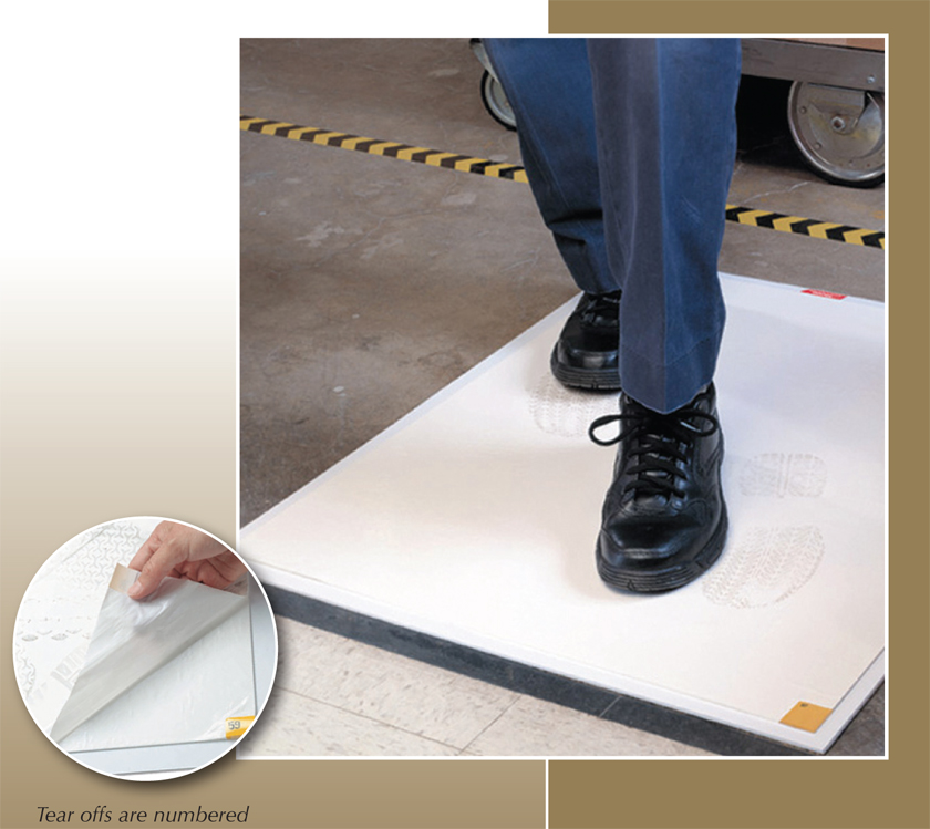 Specialised Safety Mats